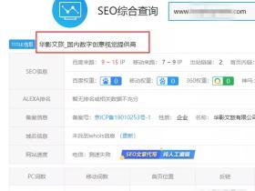一个企业网站实战分析、SEO其实并不简单!